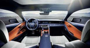 lexus interior top 10 best car interiors of 2017 wardsauto autoguide com news