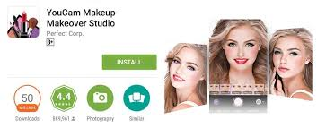 hair and makeup app the 1 makeover app in the world youcam makeup joins ranks of
