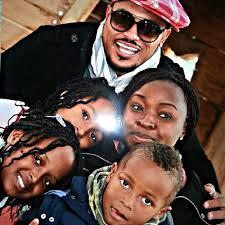 ghanaian actor van vicker van vicker shares new family photo one happy family nigeria