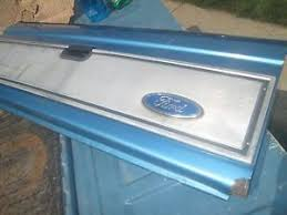 2002 ford ranger tailgate 1993 2002 ford ranger oem used tailgate solid clean blue unit w ss