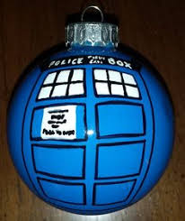 doctor who ornament festival collections