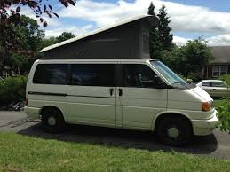 volkswagen eurovan camper 1993 vw eurovan camper salvage auto for sale in harrisonburg virginia