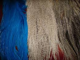 feathers for hair grizzly rooster feathers for hair extension id 6150540