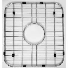 Kitchen Sink Protector Grid Stainless Steel Kitchen Sink Protectors Victoriaentrelassombras Com