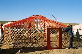 yurts the self reliance catalog