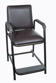 Lawn Chair High Rehab Drive Medical Hip High Chair With Padded Seat Walmart Com