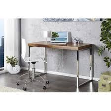 bureau contemporain bois massif magnifique bureau contemporain pour adultes sa structure est