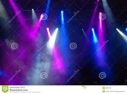 concert strobe lights stock image image of stage black 5904453