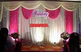 Curtains Wedding Decoration Aliexpress Com Buy 3m 6m Pink Swags Sale Lilac Wedding