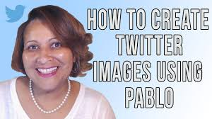 how to use pablo by buffer to add images to tweets