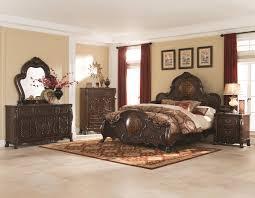 Bedroom Queen Furniture Sets Abigail 4pc Queen Bedroom Set