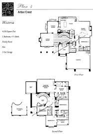 Wisteria Floor Plan Arbor Crest Wisteria Northwood Pointe Irvine Ca