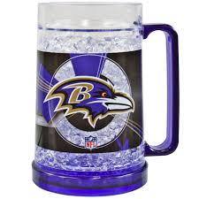baltimore ravens crystal freezer mug baltimore sun store