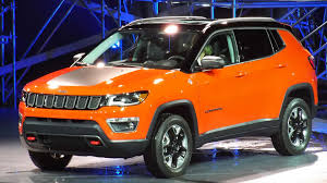 orange jeep compass 2017 jeep compass preview