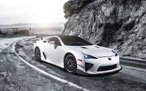 lexus supercar commercial white lexus lfa wallpaper 44925 1920x1200 px hdwallsource com