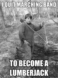 Lumberjack Meme - th id oip 9mhhxzj eq1yrc ucbcqeahaj3