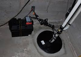interior basement french drain system u2014 new basement and tile