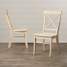 cottagecountry kitchen dining chairs wayfair sawyer side chair set