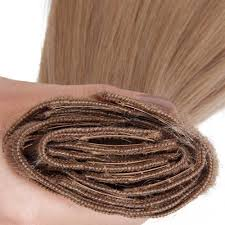 Uzbekistan Hair Extensions by Nadula Clip In Real Human Hair Extensions Virgin Indian Natural
