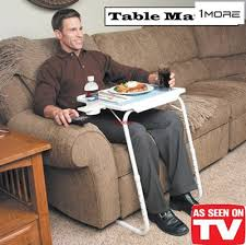 tv table as seen on tv qoo10 tv table mate ii new portable folding table as seen on tv