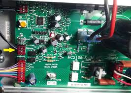 treadmill controller wiring diagram components