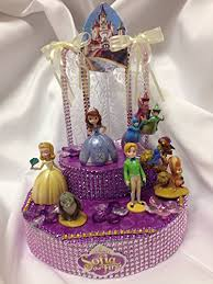 sofia the cake topper sofia the cake topper princess friends cake