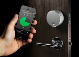 Residential Door Locks Maveron Leads 8m Funding Round For August Opening The Door For