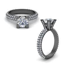 black black gold engagement rings black gold engagement rings fascinating diamonds