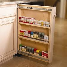 Pull Out Spice Rack Cabinet by Gallery