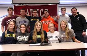 College National Letter Of Intent National Letter Of Intent Radnor Boys Choose D1 D3