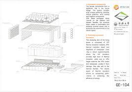 Eco House Design Para Eco House Tongji University Arch2o Com