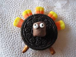 thanksgiving treats gobble gobble oreo turkeys cookies and cups