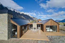 Mountain Home Exteriors David Reid Homes Queenstown Show Home Projects With Dryden