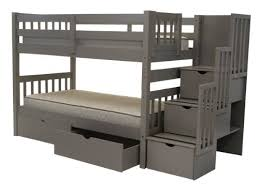 King Size Bunk Beds Amazoncom - Size of bunk beds