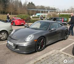 fashion grey porsche gt3 official 2014 porsche 911 991 gt3 page 7 teamspeed com