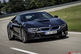 Bmw I8 911 Back - official bmw i8 gtspirit