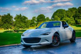 mazda motor of america old and new mazda miatas demonstrate why driving matters