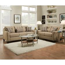 Convertible Wooden Sofa Bed Furniture Light Grey Simmons Sleeper Sofa With Wood Legs For