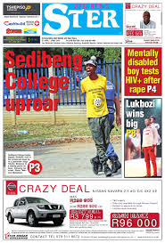 nissan finance south africa sedibeng ster 27 april 3 may 2016 by mooivaal media issuu