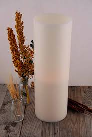 Large Candle Vase Large Pillar Candles