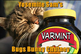 Yosemite Sam Meme - yosemite sam s bugs bunny chutney lolcats lol cat memes