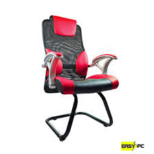 easypc rakker v1 gaming chair red