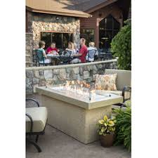 napa valley crystal fire pit table grandstone crystal fire pit table w napa valley base granite top