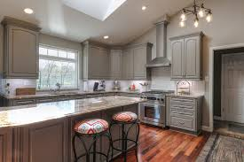 how to restain cabinets the same color kitchen cabinet refinishing fenton mo kathy arnold