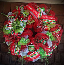 christmas mesh wreaths christmas deco mesh wreath tutorials interior design