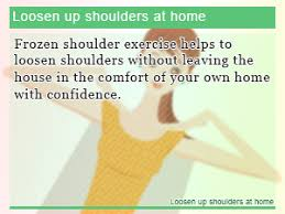frozen shoulder exercises pilates shoulders slism