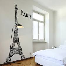 Eiffel Tower Room Decor Wallpops Home Decor Line Eiffel Tower Wall Decal Reviews Wayfair