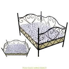 canapé lit pour chien meilleur canapé lit fer forgé pour chien artsvette