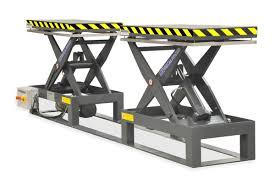 ms metalsystem sl u2013 tandem scissor lift table