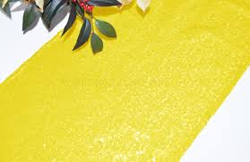 sequin table runner wholesale canary yellow sequin table runners wholesale